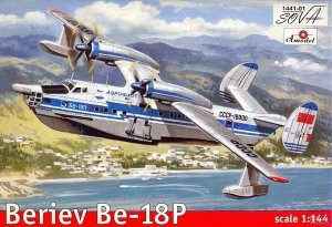 A-Model 01441-1 Beriev Be-18P 1:144