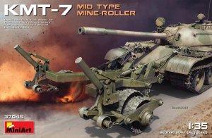 MiniArt 37045 KMT-7 MID TYPE MINE-ROLLER 1/35