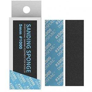 DSPIAE SS5-1000 5mm #1000 SANDING SPONGE 5 PCS / Gąbka do szlifowania