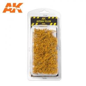 AK Interactive AK 8169 AUTUMN YELLOW SHRUBBERIES 75MM / 90MM 1/35
