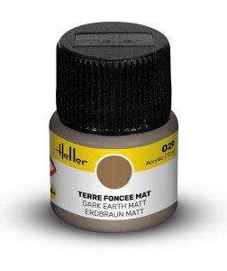 Heller 9029 029 Dark Earth - Matt 12ml
