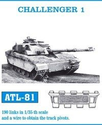 Friulmodel 1:35 ATL-81 CHALLENGER 1