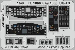 Eduard FE1066 UH-1N KITTY 1/48 HAWK