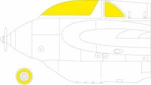 Eduard EX795 Me 163B TFace GASPATCH MODELS  1/48