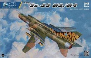 Kitty Hawk 80146 Sukhoi Su-22 M3/M4 ( Polskie kalki ) 1/48