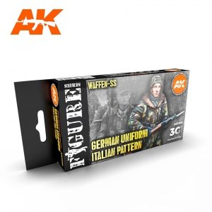 AK Interactive AK 11681 GERMAN UNIFORM ITALIAN PATTERN