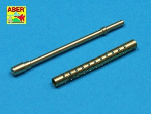 Aber 16L-01 Browning M-1919 A4 - two part (1:16)