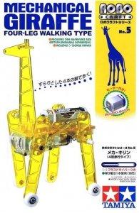 Tamiya 71105  Mechanical Giraffe - Four Leg Walking Type
