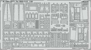 Eduard 481066 Fw 190D-11/13 EDUARD 1/48