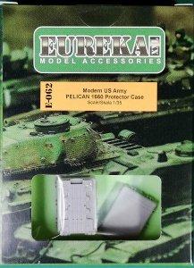 Eureka XXL E-062 Modern US Army PELICAN 1660 Protector Case 1/35