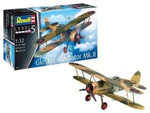 Revell 03846 Gloster Gladiator Mk. II 1/32