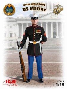 ICM 16005 US Marines Sergeant (1:16)