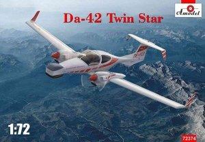Amodel 72374 Diamond DA-42 Twin Star 1/72