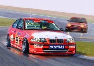 NuNu 24007 BMW 320i E46 DTCC 2001 Winner 1/24