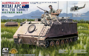 AFV Club 35291 Australian M113A1 APC with T50 turret Vietnam 1/35