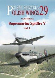 Stratus 49128 Polish Wings No. 29 Supermarine Spitfire V vol. 1