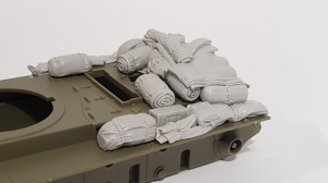 """Panzer Art RE35-627 Stowage set for A34 """"Comet"""" 1/35"""