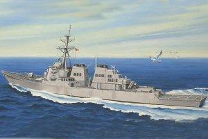 Hobby Boss 83409 USS Arleigh Burke DDG-51 1/700