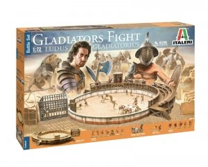 Italeri 6196 GLADIATORS FIGHT - BATTLE SET 1/72