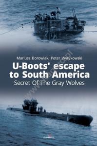 Kagero 0010KK U-Boots' escape to South America Secret Of The Gray Wolves EN