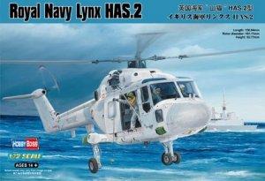 Hobby Boss 87236 Royal Navy Lynx HAS.2 (1:72)