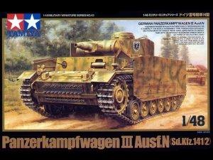 Tamiya 32543 German Pz.Kpfw III Ausf.N