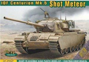 ACE 72427 IDF Centurion Mk.5 Shot Meteor 1/72