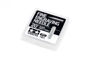 Tamiya 74148 Rylec grawerski 20st igłowy (Fine Engraving Needle 20 Degree)