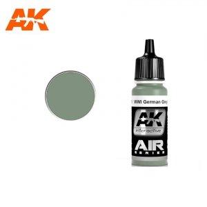 AK Interactive AK 2278 WWI GERMAN GREY-GREEN PRIMER 17ml