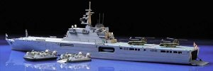 Tamiya 31003 Japanese Defence Force LST-4001 Ohsumi 1/700