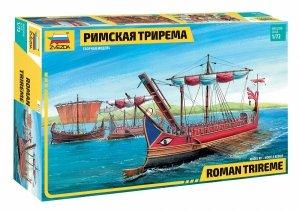 Zvezda 8515 Roman Trireme 1/72