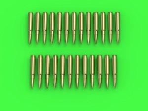 Master GM-35-026 MG-34/MG-42 (7.92mm) - naboje (25sztuk) 1/35
