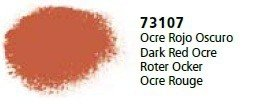 Vallejo 73107 Dark Red Ocre
