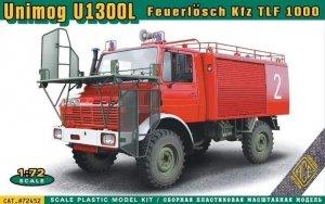 ACE 72452 Unimog U 1300L Feuerlösch Kfz TLF 1000 1/72