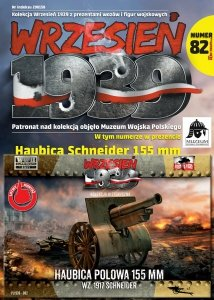First To Fight PL082 - First To Fight PL082 - Haubica polowa 155mm wz.1917 Schneider 1/72
