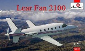 A-Model 72310 Lear fan 2100 1:72