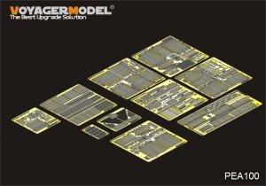 Voyager Model PEA100 Slat Armor for Stryker M1126 (For AFV 35126) 1/35