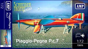 AMP 72015 Piaggio Pegna PC-7 1/72