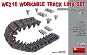 MiniArt 35323 WE210 WORKABLE TRACK LINK SET 1/35