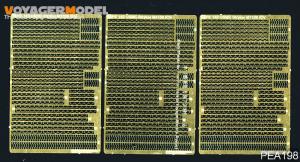Voyager Model PEA198 Modern US AFV Rack Buckles for Belts (For All) 1/35
