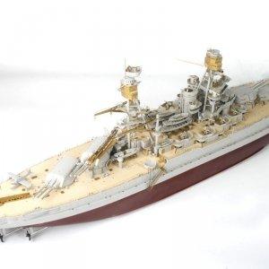 MK1 Design MS-20017 USS BB-39 ARIZONA PLUS PACK 1/200