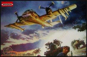 Roden 437 Grumman OV-1C Mohawk