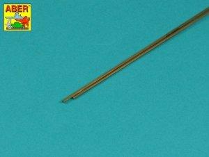 Aber HR-15 Sześciokątne pręty mosiężne 1,5mm długość 245mm (2 sztuki)