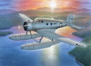 Special Hobby 72353 Canadian Vickers Delta Mk.II RCAF On snow and water 1/72