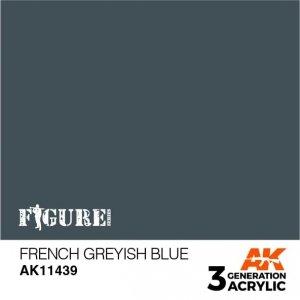 AK-Interactive AK 11439 French Greyish Blue 17ml
