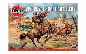Airfix 00731V WWI Royal Horse Artillery 1/76
