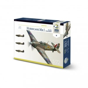 Arma Hobby 70024 Hurricane Mk I Allied Squadrons Limited Edition 1/72
