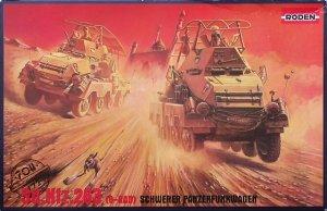 Roden 708 Sd.Kfz.263 (8 Rad) Schwerer Panzerfunkwagen