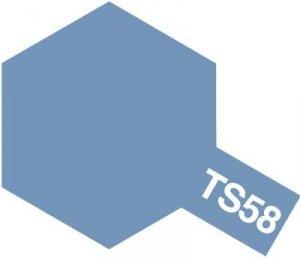 Tamiya TS58 Pearl Light Blue (85058)