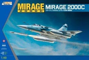 Kinetic K48042 Mirage 2000C Multi-role 1/48